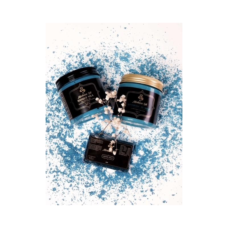 Trio de Nila Behandlung gegen dunkle Flecken  Medusa Oil Packungen