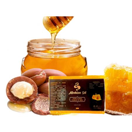 Savon à l'argan et au Miel Savon  Medusa OilSavon à l'argan et au Miel  Savon Medusa Oil 7,90€ 7,90€ 6,58€