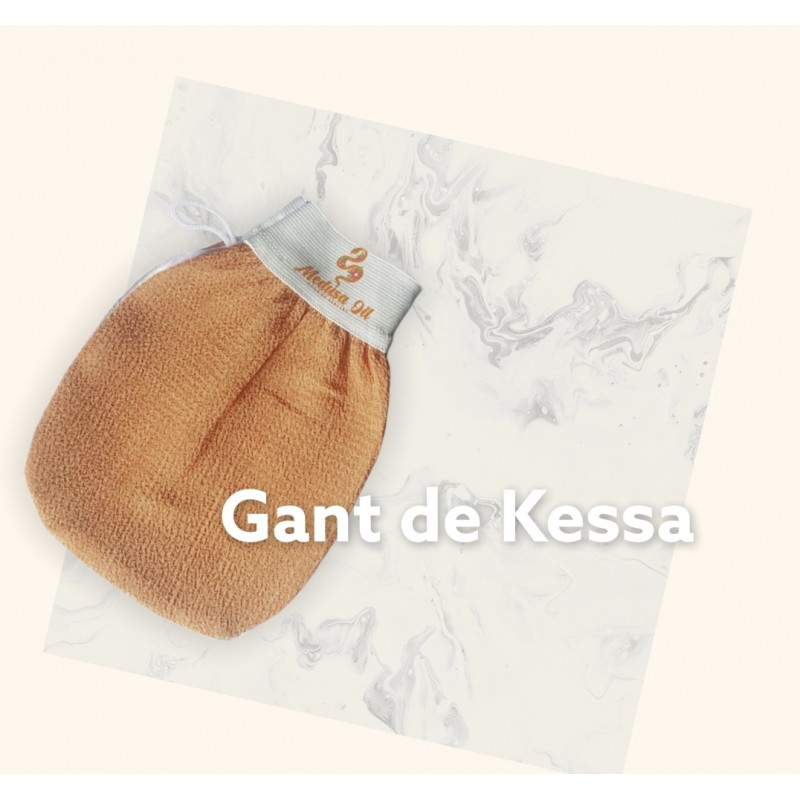 Kessa's Glove  Scrub Medusa Oil