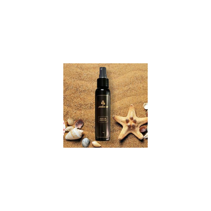 Aceite bronceador de argán  Medusa Oil Tratamientos corporales