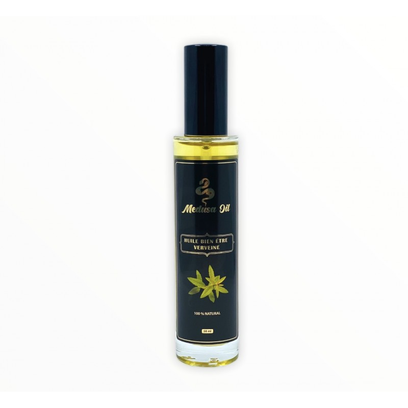 Huile de bien-être verveine Soins Visage  Medusa OilHuile de bien-être verveine  Soins Visage Medusa Oil 16,90€ 16,90€ 14,08€