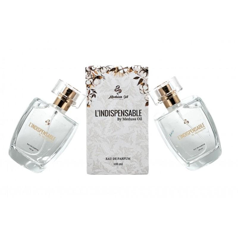 Parfum L'indispensable The essential perfume  Musk Medusa Oil