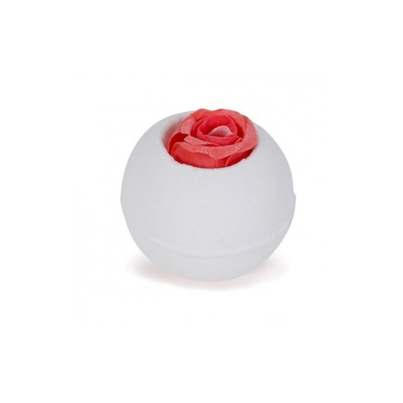 Romantic effervescent bath bomb  Bombes de bain Medusa Oil