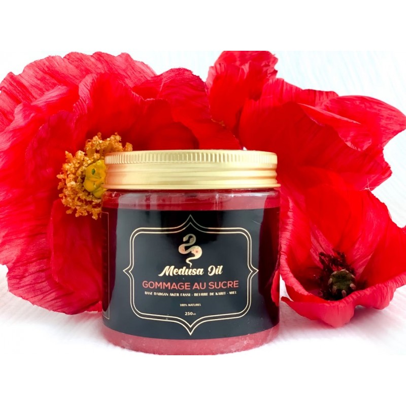 Scrub allo zucchero di canna Aker Fassi  Medusa Oil 32,90€ Macchia 32,90€