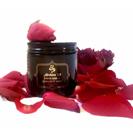 Savon noir Argan rose Gommages  Medusa OilSavon noir Argan rose  Gommages Medusa Oil 15,90€ 15,90€ 13,25€