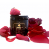 Black soap argan rose  Scrub Medusa Oil