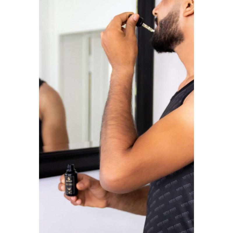 Aceite de barba  Medusa Oil Hombre