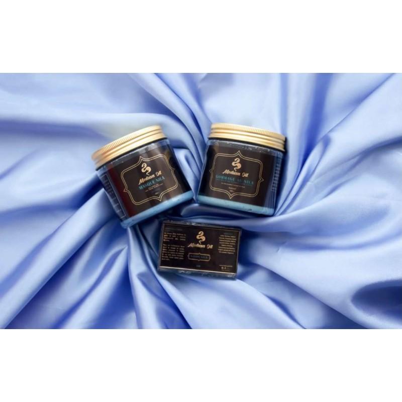 Tratamiento anti-manchas Trio de Nila  Medusa Oil Paquetes