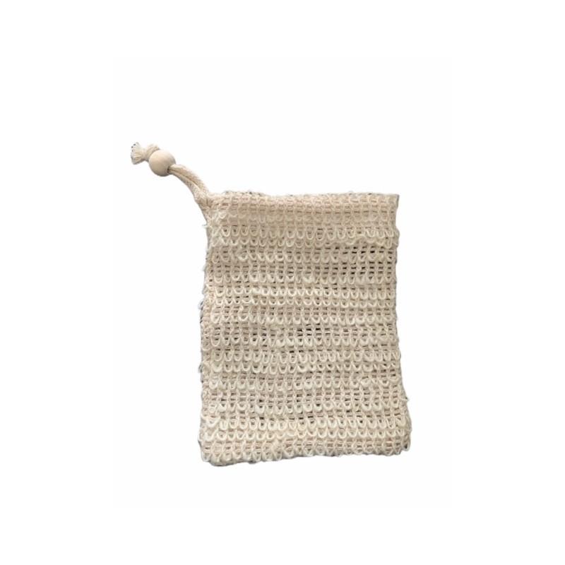 Çuval bezi sabun torbası   Sabun