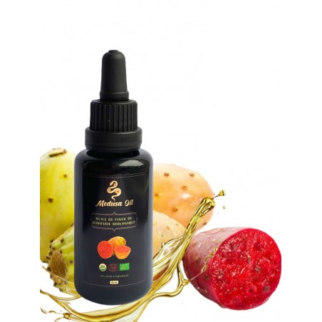 Aceite de nopal orgánico  Medusa Oil Facial